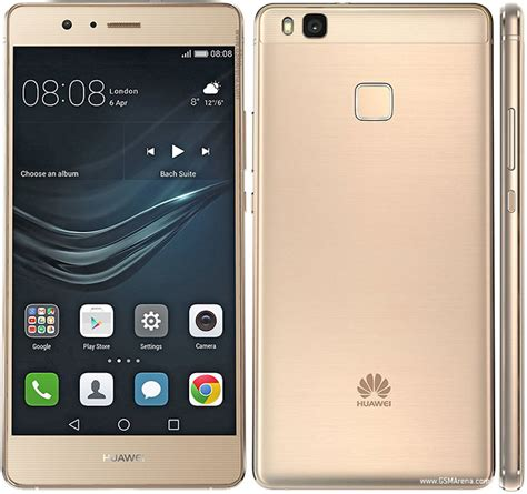 Huawei P9 lite pictures, official photos