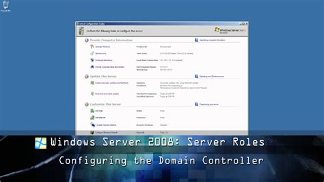 How to Install Windows Server 2008 R2 - YouTube