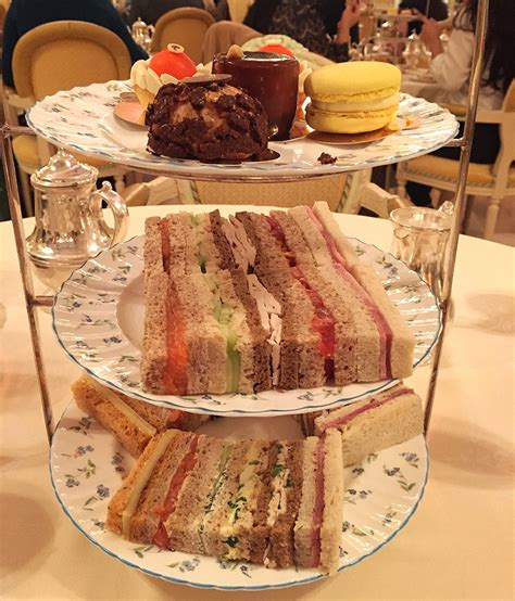 Review: Afternoon Tea at The Ritz, London — Her Favourite