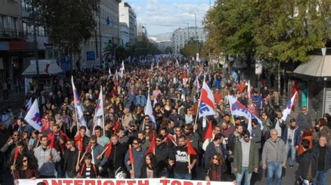 Athens Announces Reduced Transport Ahead of May Day