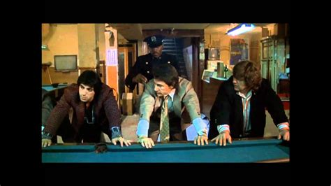 Mean Streets - Pool Hall Fight