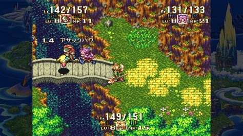 Secret Of Mana Collection Proves Switch Is Awesome For