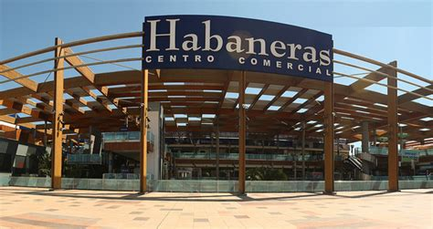 Habaneras Shopping Centre in Torrevieja