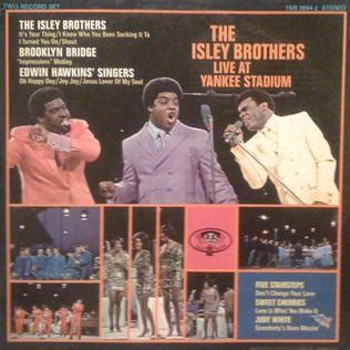 The Isley Brothers album covers