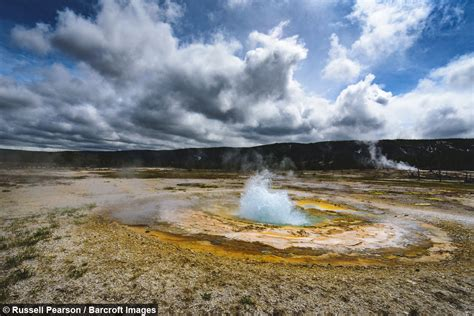 What lies beneath: The boiling springs of an underground