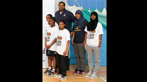 In the Year of the Olympics, Sam Perkins and Swin Cash