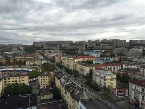 Happy Anniversary, Murmansk! | The Independent Barents