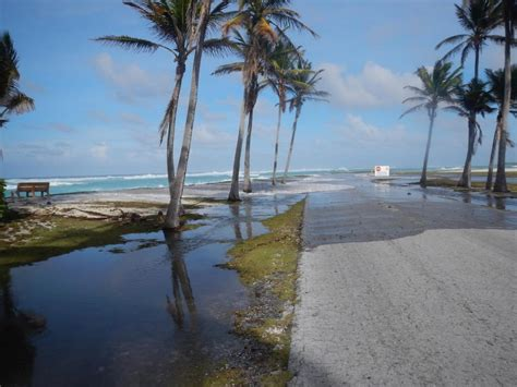 Study: In Next Decades, Frequency of Coastal Flooding Will