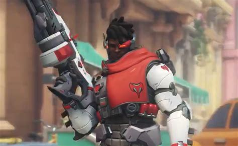 Overwatch's Storm Rising skin reveals kick off with Talon