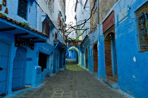 Chefchaouen - Blue city in Morocco - YourAmazingPlaces