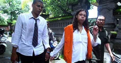American couple jailed for Bali suitcase murder