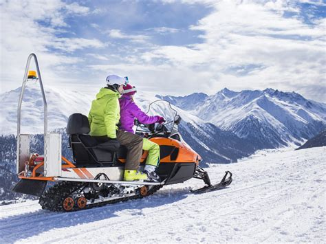 Best Places to Go Snowmobiling This Winter