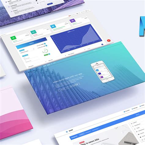 Material Design for Bootstrap 4 Alternatives and Similar