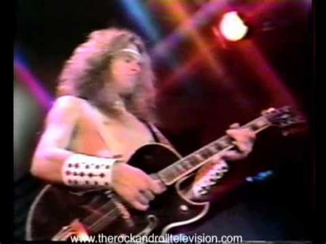 TED NUGENT - Stranglehold (extended version) - YouTube