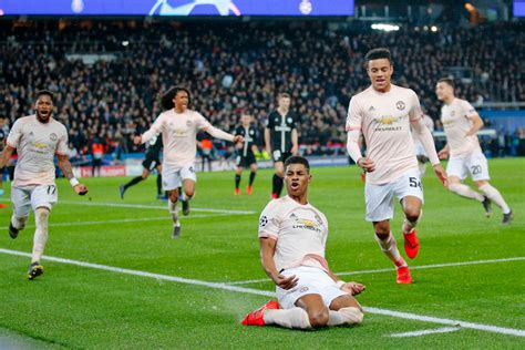 PSG vs Manchester United: How one picture of Marcus