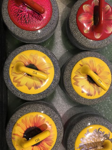 England's trendy curling rink – The Flower Bowl