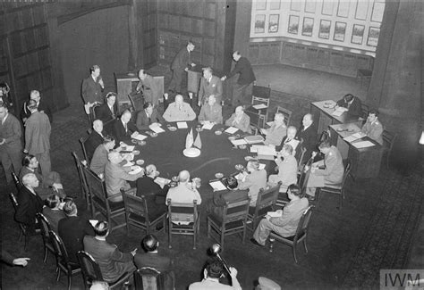 THE POTSDAM CONFERENCE, JULY 1945 | Imperial War Museums