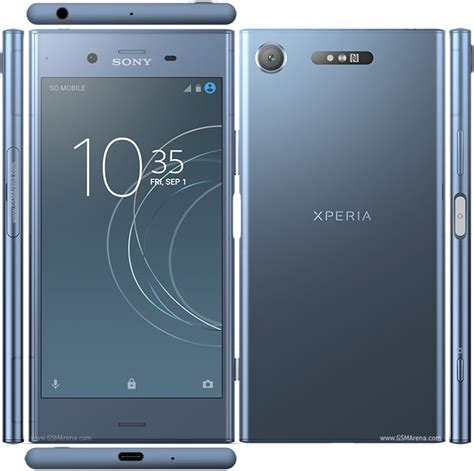 Sony Xperia XZ1 pictures, official photos