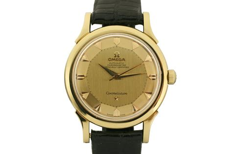 1960 Omega Constellation circa 1960s Watch For Sale - Mens