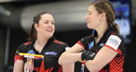 Team Canada posts first victory at World Women's Curling