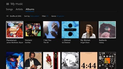 Groove Music for Windows 10 free download on 10 App Store