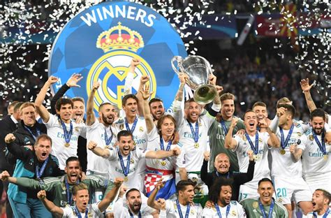 Real Madrid bags 13th Champions League title - Pratidin Time