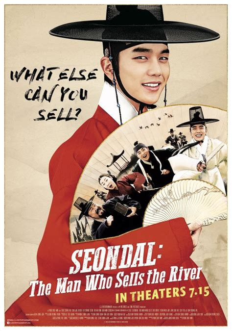 """""""Seondal: The Man Who Sells the River"""" Premieres in North"""