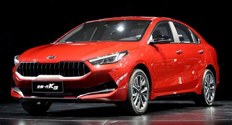 China's 2020 Kia K3, K3 PHEV Unveiled, Will Go On Sale In Q2