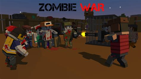 Zombie War 2 Android game - Mod DB