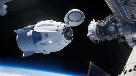 SpaceX Launch Makes History As NASA Touts Business Model
