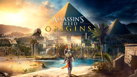 Assassin's Creed Origins on Xbox One, PS4, PC   Ubisoft (US)