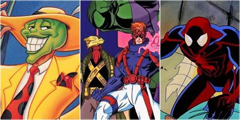 The 15 Most Buck-Wild Comic Book Cartoons Of The '80s And '90s