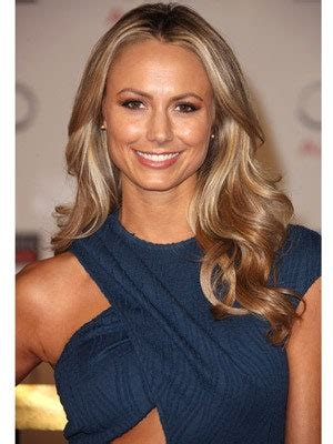 Stacy Keibler Loves Drugstore Mascara and Working Out   Allure