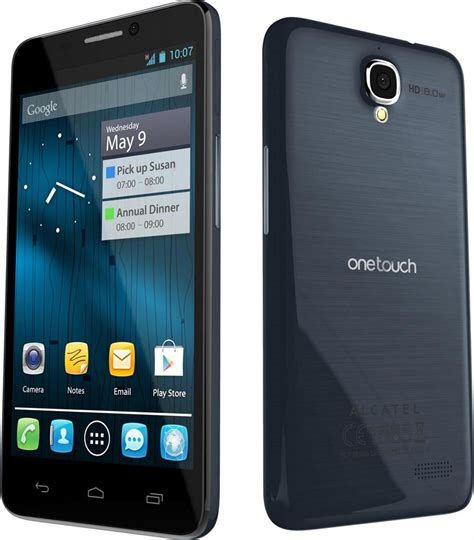 Alcatel OneTouch Idol S 6034M - Specs and Price - Phonegg US