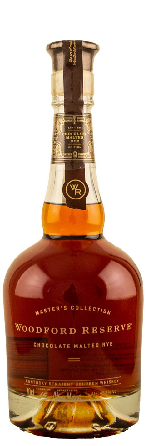Woodford Reserve Limited! - Chocolate Malted Rye - 0,700L