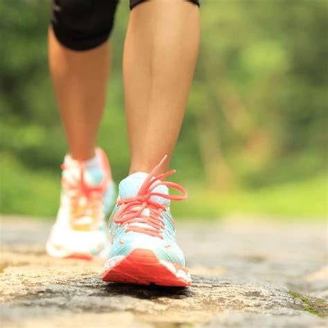 30-Day Walk Off The Pounds Challenge Calendar