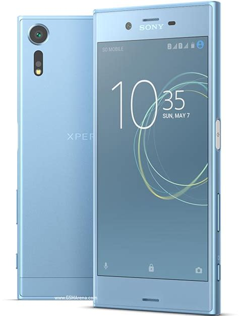 Sony Xperia XZs pictures, official photos