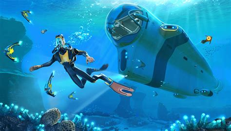 'Subnautica' is Now Free on Epic Games Store, Download