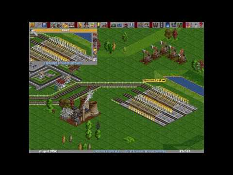 Transport Tycoon Deluxe OST - 05 Road Hog - YouTube