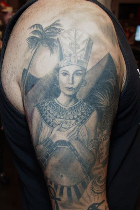 Egyptian Tattoos Designs, Ideas and Meaning   Tattoos For You