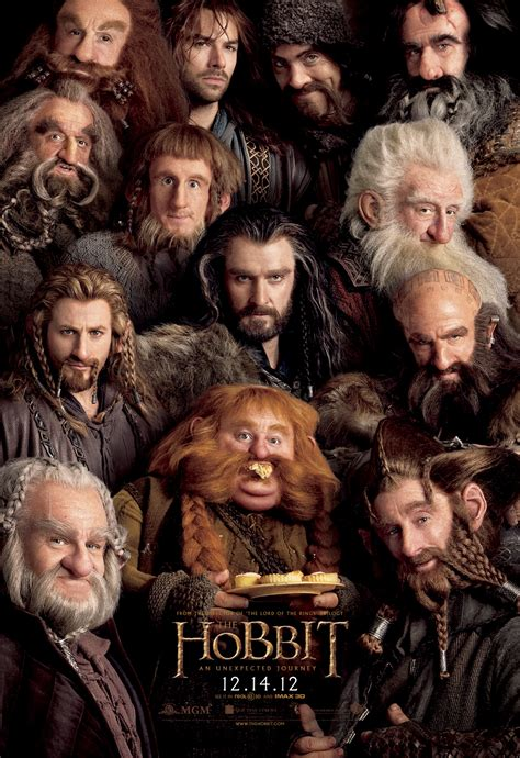 Handy Cheat Sheet to Help Identify All 13 Dwarves in 'The