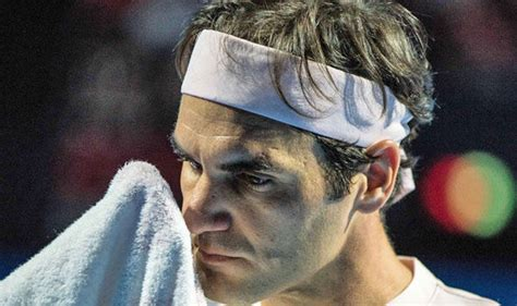 Is this clue Roger Federer will WITHDRAW from Paris