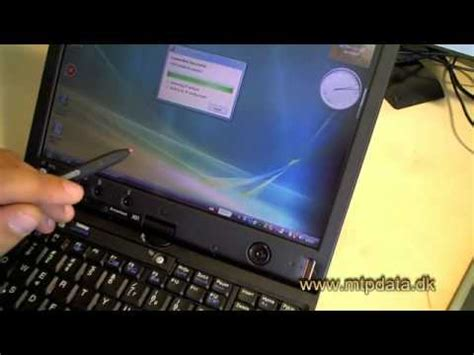 How/Where to place 3G - SIM Card in Lenovo X61 tablet pc