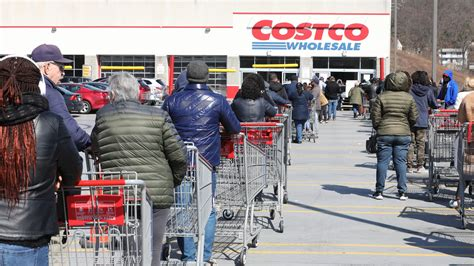 Coronavirus Costco limits: Clubs to limit how many people