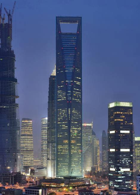 Top 10 Tallest Buildings in China 2018 - The Tower Info