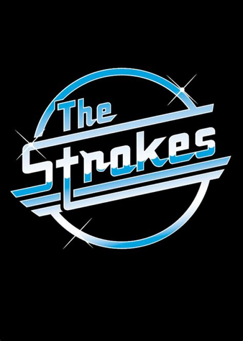Strokes posters - Strokes logo poster PP0542 - Panic Posters