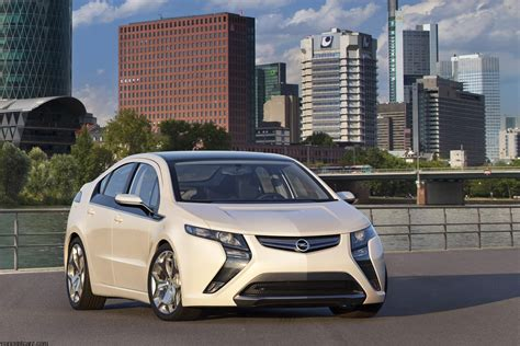 2012 Opel Ampera News and Information   conceptcarz