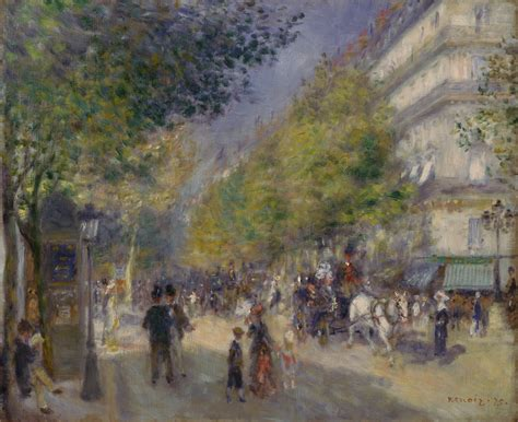 Snapshots of Real Life by Pierre-Auguste Renoir (376PA