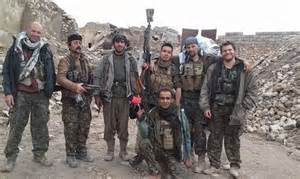 Isis: Who are the British 'Lions of Rojava' fighting