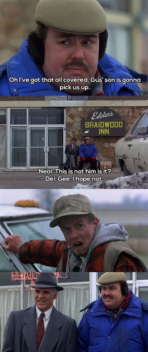 """The Best Quotes From """"Planes, Trains and Automobiles"""